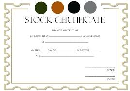 Template Share Certificate Blank Share Certificate Template Free Stock Word Format Ideas F
