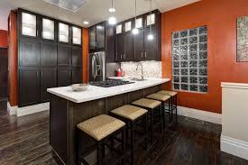 Kitchen Dark Wood Floors Kitchens With Dark Wood Floors Amazing Home Design