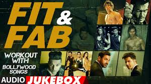 fit fab workout with bollywood songs audio jukebox gym songs 2017 workout hindi songs