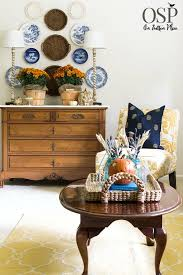 decorating and layering with trays on