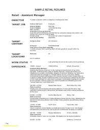 Entry Level Sales Associate Resumes Retail Store Associate Resume Airexpresscarrier Com