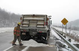 similiar plow world keywords while plowing on interstate 77 in washington county a semi truck rear