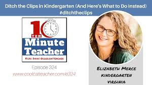 Davis Clip Chart Ditch The Behavior Chart Clips In Kindergarten And What To