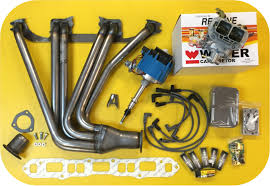 toyota landcruiser fj power pack header weber carb hei distributor for toyota land cruiser fj40 fj60