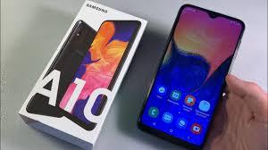 Обзор <b>Samsung Galaxy A10</b> (A105F) - YouTube