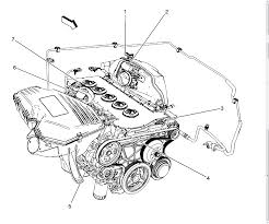 where is the camshaft position sensor on 2008 chevy colorado
