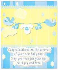 Baby Congrats Note Baby Boy Congratulation Messages With Adorable Images