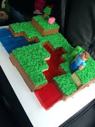 minecraft cake recipe. Fine Cake Minecraft Cake Ideas With Mms Best Easy On Recipe For Intended