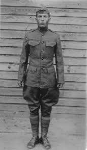 Darnell Wesley Garrett (1893-1918) - Find A Grave Memorial