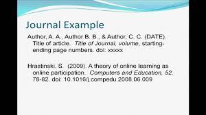 Apa 6th Edition Citation Format Essay Sample 2538 Words