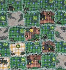 Richard and Tanya Quilts: John Deere Baby Quilt & As you can see, we had far too many of the green and not enough of the  others. This quilt has the full top and bottom row green and then every  other ... Adamdwight.com