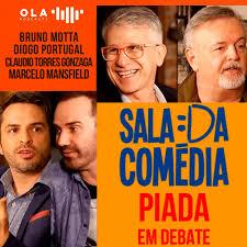 Sala da Comédia - Piada em debate