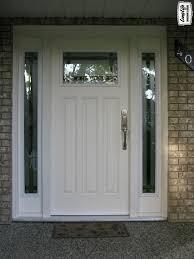 front door with windowExterior Door With Window Storm DoorsExterior Doors at The Home