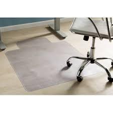 Office floor mats Exterior Wayfair Basics Office Hard Floor Straight Edge Chair Mat Wayfair Chair Mats Youll Love Wayfair