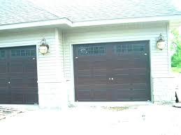 garage door light flashing liftmaster on
