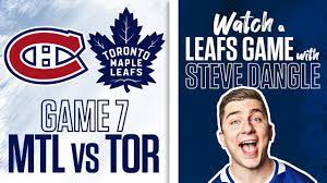 game 7 of canans vs maple leafs