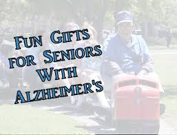 fun gifts for seniors with alzheimer s