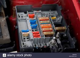 citroen berlingo fuse box stock photo 25645586 alamy fuse box in car gets excessively hot citroen berlingo fuse box