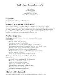 design resume example industrial design resume examples front end developer web sample