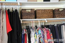 5 simple steps for organizing your clothes closet how to take your closet from chaos