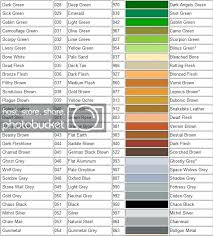 Paint Color Cross Reference Nedagostar Co