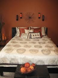 Burnt orange wall color for bedroom | Home Decor | Pinterest ...
