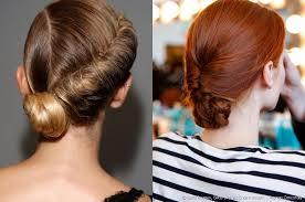 Hair Style Low Bun wedding hair twisted low bun vs braided low bun 4484 by wearticles.com