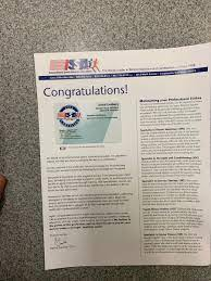 International sports sciences association (issa). Dml Sports Fitness Nutrition On Twitter Today I Am Extremely Proud Of Myself Because Today My Strength And Conditioning Specialist Certification Arrived In The Mail David M Lindberg National Academy Of Sports