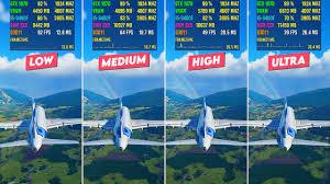 microsoft flight simulator 2020 gtx