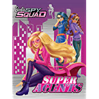 super agents barbie spy squad step into reading