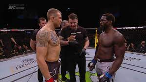 UFC full fight video: Jared Cannonier emerges as contender with knockout of  Jack Hermansson - MMA Fighting
