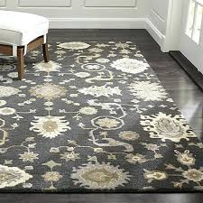 grey and brown rug black area rugs
