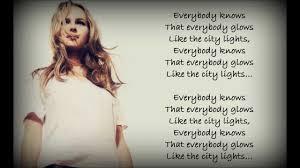 City Of Lights Song Lyrics Bridgit Mendler City Lights Lyrics Hd