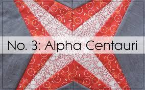 Milky Way Sampler: Block 3 - Alpha Centauri | Blossom Heart Quilts &  Adamdwight.com