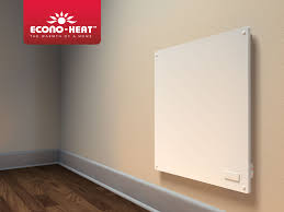 econo heat electric wall panel heater