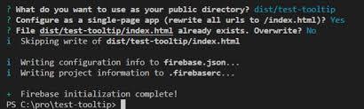 Deploying Angular 6 Applications to Firebase Hosting.