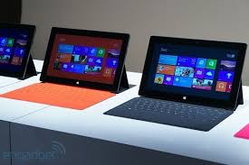 Micrsoft Table Microsoft Surface Was Developed In An Underground Bunker At First