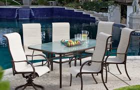 modern patio and furniture medium size best outdoor dining chairs glass top patio table deccooverservicesco