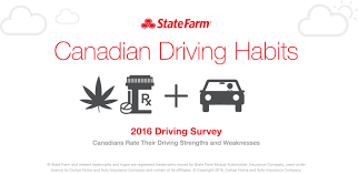 infographic state farm surveyed canadians about their impaired driving concerns here s what they said