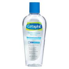 cetaphil gentle waterproof makeup remover6 oz