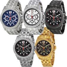 invicta signature ii pilot chronograph mens watch zoom invicta invicta signature ii pilot chronograph mens watch