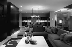 Black And White Living Room Homely Idea Grey And Black Living Room All Dining Room