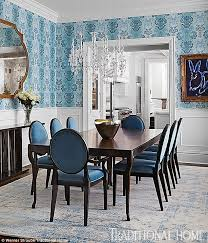 blue hued abode photographer werner straube captured the immaculate living space including the