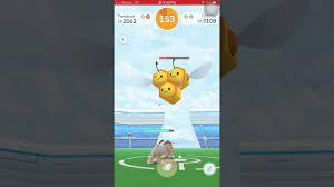 Pokemon Go - Tier 2 Combee Raid solo w/ lv 29 - YouTube