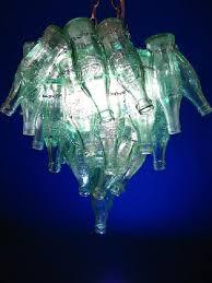 vintage e bottle e cocacola e bottle chandelier vintage e bottle chandelier