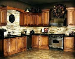 stone veneer kitchen backsplash. Delighful Stone Stacked Stone Kitchen Backsplash Custom Cut  With Stone Veneer Kitchen Backsplash O