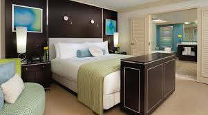 One Bedroom Tower Suite The Mirage - Mgm signature 2 bedroom suite floor plan