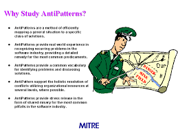 Anti Pattern Best Why Study AntiPatterns