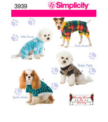 Simplicity Dog Patterns Best Decorating Design