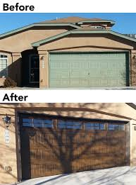Garage Door overhead garage doors photos : Double Garage Door | Overhead Door Company of Albuquerque